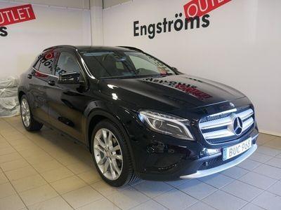 begagnad Mercedes GLA220 4Matic 170hk Aut