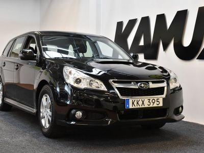 begagnad Subaru Legacy Wagon 2.0 4WD Värmare Drag S&V-Hjul (150hk)