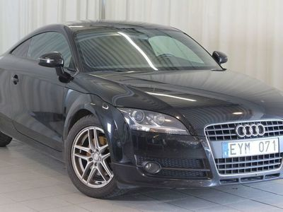 brugt Audi TT Coupe 2.0T 200HK Farth Xenon