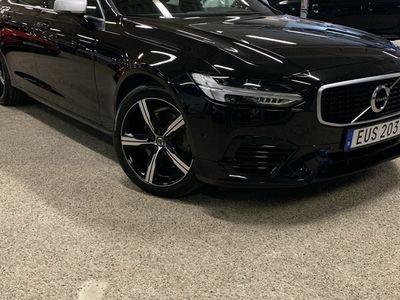 begagnad Volvo S90 T8 AWD R-Design Bowers & Wilkins, Taklucka 2018, Sedan 469 500 kr