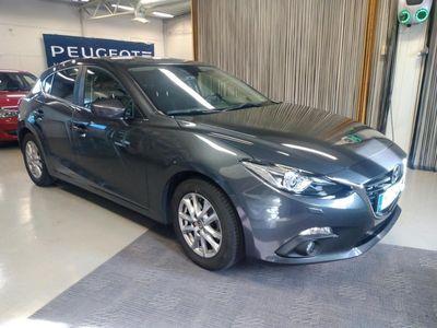 begagnad Mazda 3 2.2D Aut Euro 6 150hk