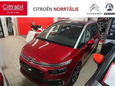 begagnad Citroën C4 Grand SpaceTourer 1.2 e-THP EAT/AUT 7-sits 130hk
