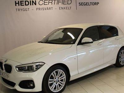 used BMW 118 118D 150HK 5DR X-DRIVE M-SPORT