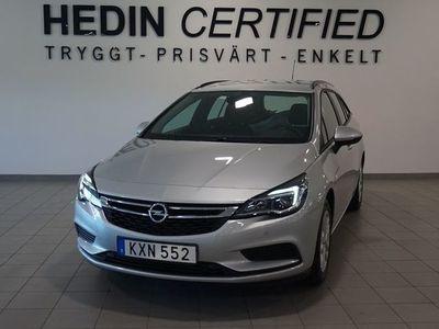 brugt Opel Astra SPORTS TOURER 1.4 On-Star Manuell 125hk