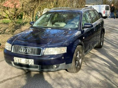 begagnad Audi A4 A4Avant 2,4 Automat
