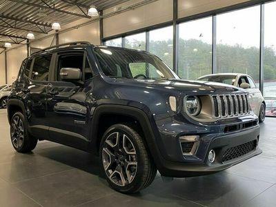 begagnad Jeep Renegade 4xe Phev 1.3 190HK AUT Limited