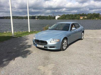 begagnad Maserati Quattroporte 4,7 S -09