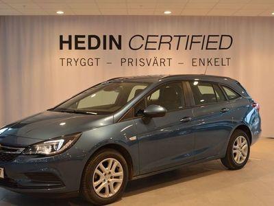 used Opel Astra Enjoy ST 1,4T 125hk Pluspaket -17