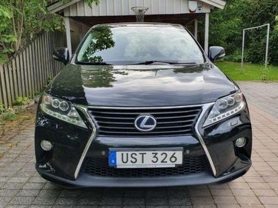 begagnad Lexus RX450h AWD 3.5 V6 AWD Luxury