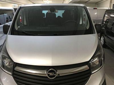 begagnad Opel Vivaro Opel Vivaro Combi 9 per