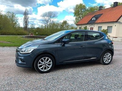 begagnad Renault Clio 0.9 TCe Euro 6 90hk