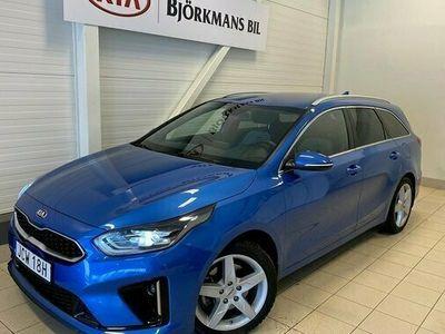 begagnad Kia cee'd SW GT-Line AUTOMAT 2019, Halvkombi Pris 219 900 kr