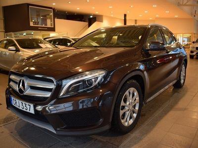 begagnad Mercedes GLA220 GLA-KlassCDI 4MATIC 7G-DCT, 170hk, 2014