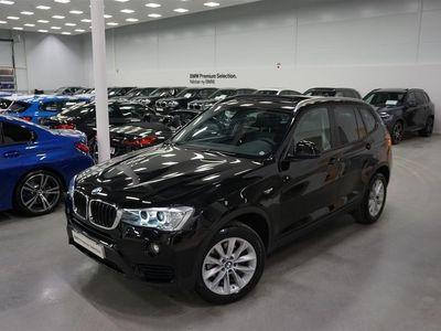 begagnad BMW X3 20d xDrive Sport Pkt Drag Panorama Tonade Rutor
