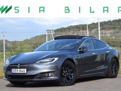 begagnad Tesla Model S