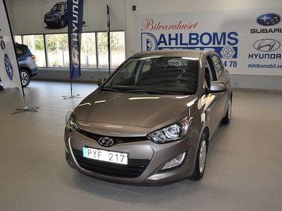 begagnad Hyundai i20 1.2 M5 2013, Halvkombi 69 900 kr