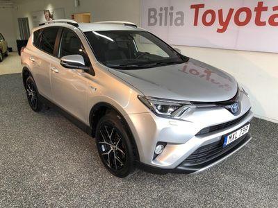 begagnad Toyota RAV4 2,5 HSD AWD ACT