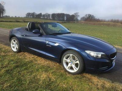 begagnad BMW Z4 sDrive 2,3i 204 hk i nyskick -09