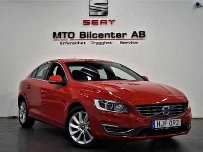 begagnad Volvo S60 D4 Momentum Välutr EU6 190hk