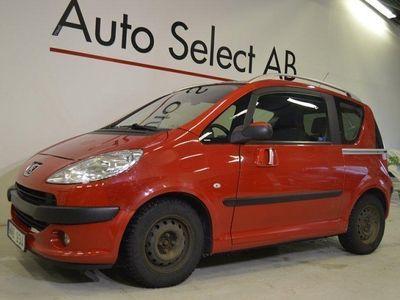 begagnad Peugeot 1007 1.4/73hk/S+V Hjul