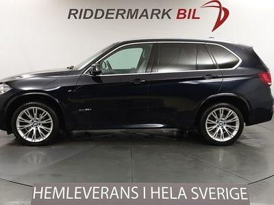 begagnad BMW X5 xDrive30d, F15 (258hk) M Sport