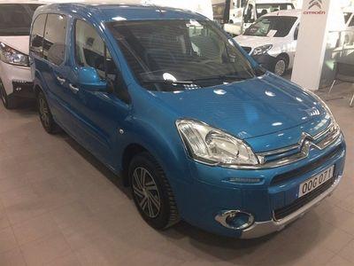 begagnad Citroën Berlingo Multispace -14