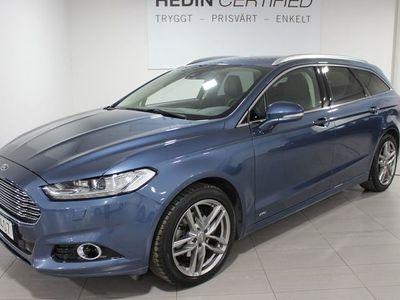 begagnad Ford Mondeo Titanium 2.0TDCI 180HK AWD Aut