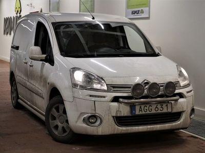 begagnad Citroën Berlingo Van 1.6 HDi | Drag | Bluetooth | Kamrem (bytt) | S&V-hjul