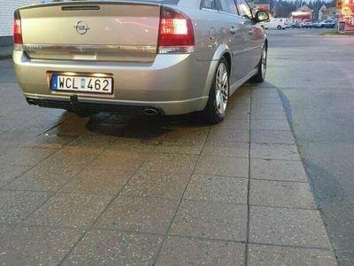 begagnad Opel Vectra GTS 2.0 TURB