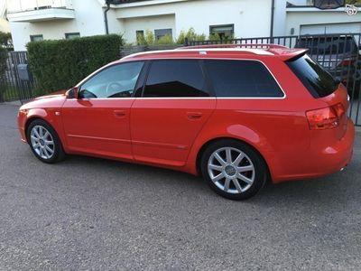 begagnad Audi A4 2,0 TDI -08