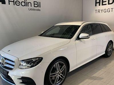 begagnad Mercedes E200 AMG //NAVI//VÄRMARE//DRAG//MULTIBEAM