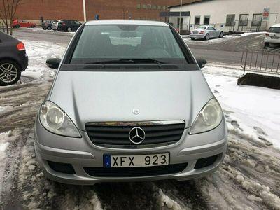 begagnad Mercedes A150 5-door Classic 95hk Besiktigad
