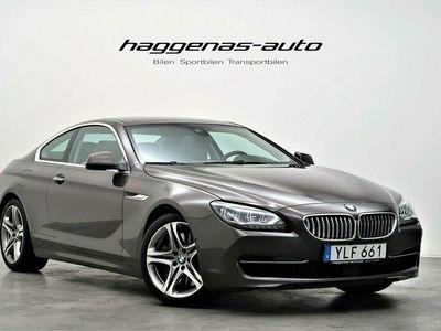 begagnad BMW 650 i / HUD / Bang & Olufsen / 450hk