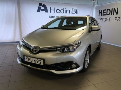 begagnad Toyota Auris Touring Sports 1,2 Turbo Automat