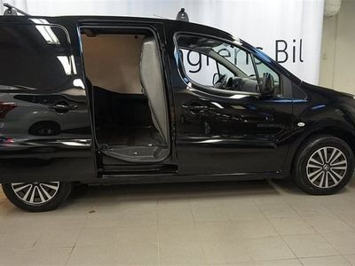 begagnad Peugeot Partner Skåp PRO+ 1,6 BlueHdi 75hk L1