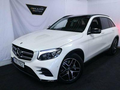 begagnad Mercedes GLC220 d 4MATIC AMG EU6 | Panorama | D-Värme