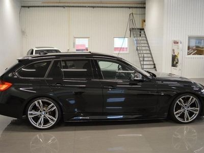 begagnad BMW 320 M-sport Performance