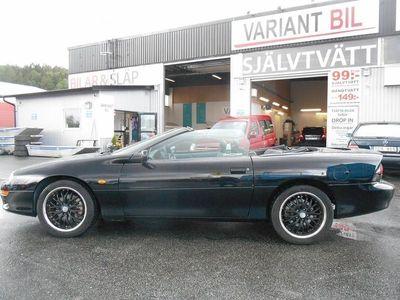 begagnad Chevrolet Camaro Cabriolet 3.8 V6 203hk 5.545 Mil