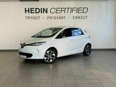 begagnad Renault Zoe INTENS R90 41 KWH BATTERIKÖP *V-Hjul*