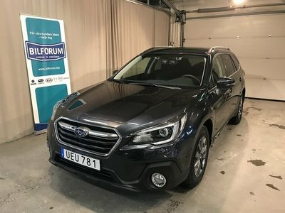 begagnad Subaru Outback 2.5 4WD Lineartronic Euro 6 17 -18