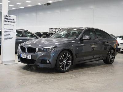 begagnad BMW 320 Gran Turismo i xDrive M-Sport Panorama Navi Läder