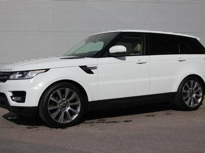 "begagnad Land Rover Range Rover Sport 258Hk / 21"" Alu"