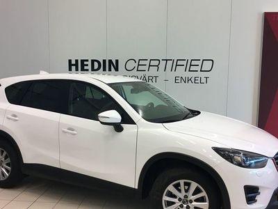begagnad Mazda CX-5 2,2D 150HK FWD Aut, Drag, V-hjul, Värmare