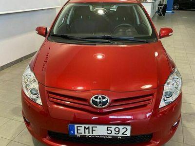 begagnad Toyota Auris Toyota Auris 5-dörrar