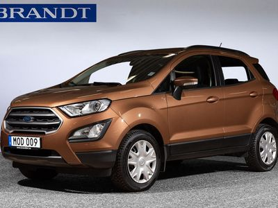 begagnad Ford Ecosport  1.0 EcoBoost 125 HK Automat
