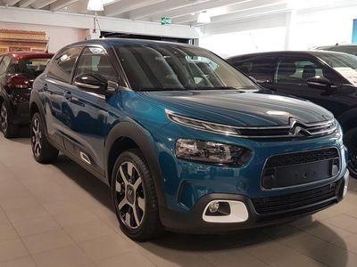 begagnad Citroën C4 Cactus 110hk Shine Hedinbil Akalla