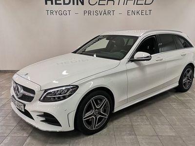 begagnad Mercedes 220 C4MATIC