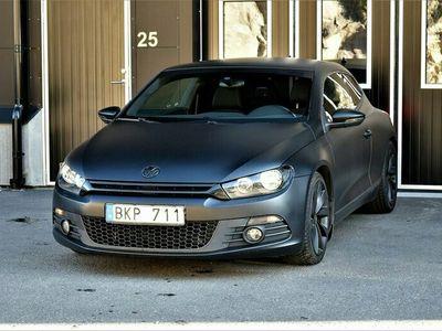 begagnad VW Scirocco SCIROCCO GT 2,0 TSI