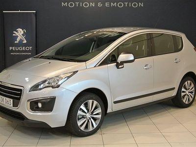 begagnad Peugeot 3008 Active 1,6 VTi SUV