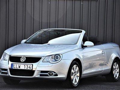begagnad VW Eos 2.0 FSI CAB 150hk -06